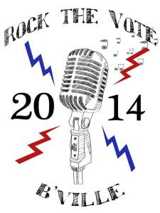 Rock the Vote — May 18th — Sooner Park