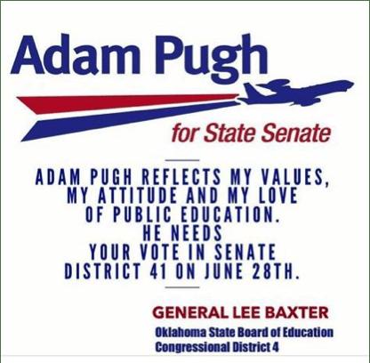 14 Adam Pugh