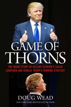 The insider book about Trump and Clinton and the war with the media