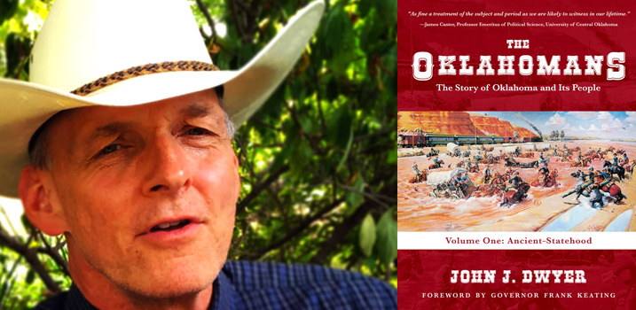 John J. Dwyer Oklahoma History Presentation & Book Signing Monday in Claremore