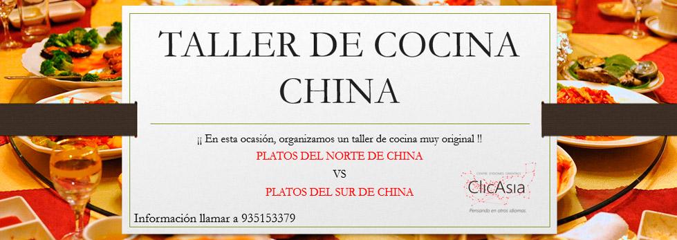 Clic Asia inicia un nuevo taller de Cocina China
