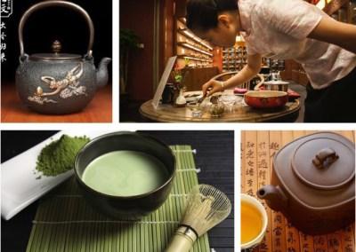 Taller Ceremonia del Té China – Japón