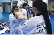 Actividades en Corea del Sur
