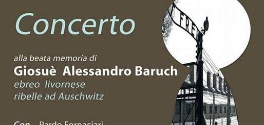 concerto giorno della memoria CliccaLivorno
