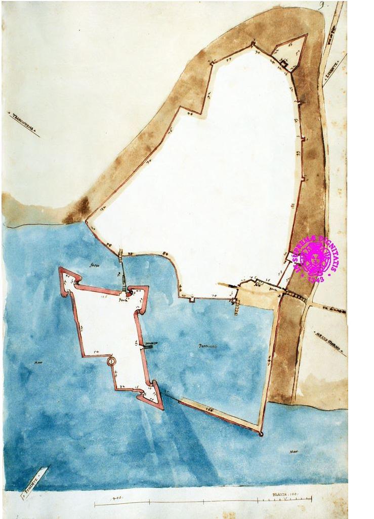 Mappa CliccaLivorno