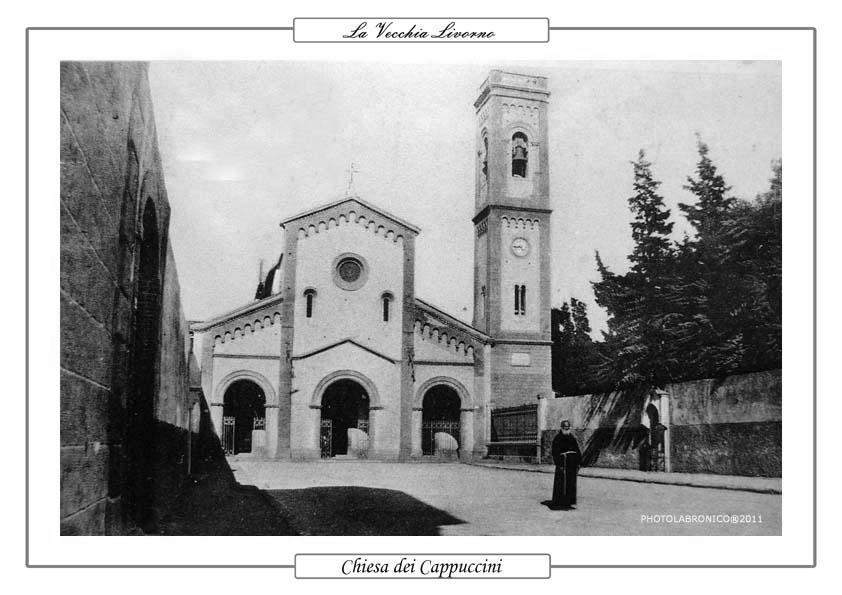 Chiesa dei Cappuccini CliccaLivorno