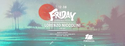 friday live set - ClccaLivorno