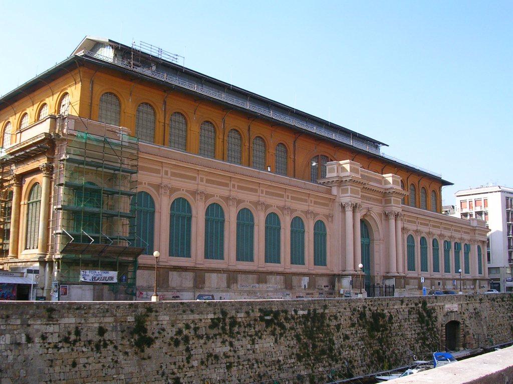 Mercato Centrale Livorno