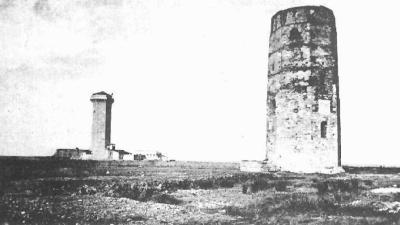 1 - Torre del Magnale e Torre del Marzocco - Ma la onosci Livorno - CliccaLivorno