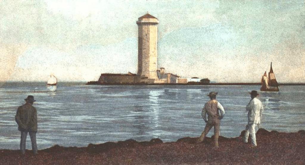6 - Torre del Marzocco - Ma la onosci Livorno - CliccaLivorno