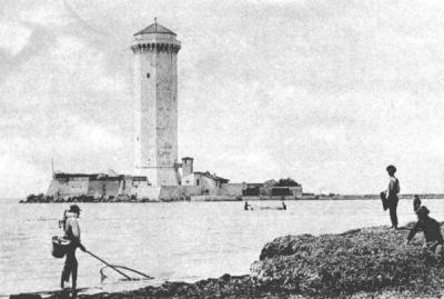 7 - Torre del Marzocco sud - Ma la onosci Livorno - CliccaLivorno