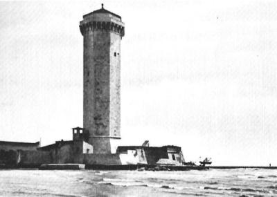 8 - Torre del Marzocco nord - Ma la onosci Livorno - CliccaLivorno