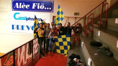 Tifosi Libertas a Varese