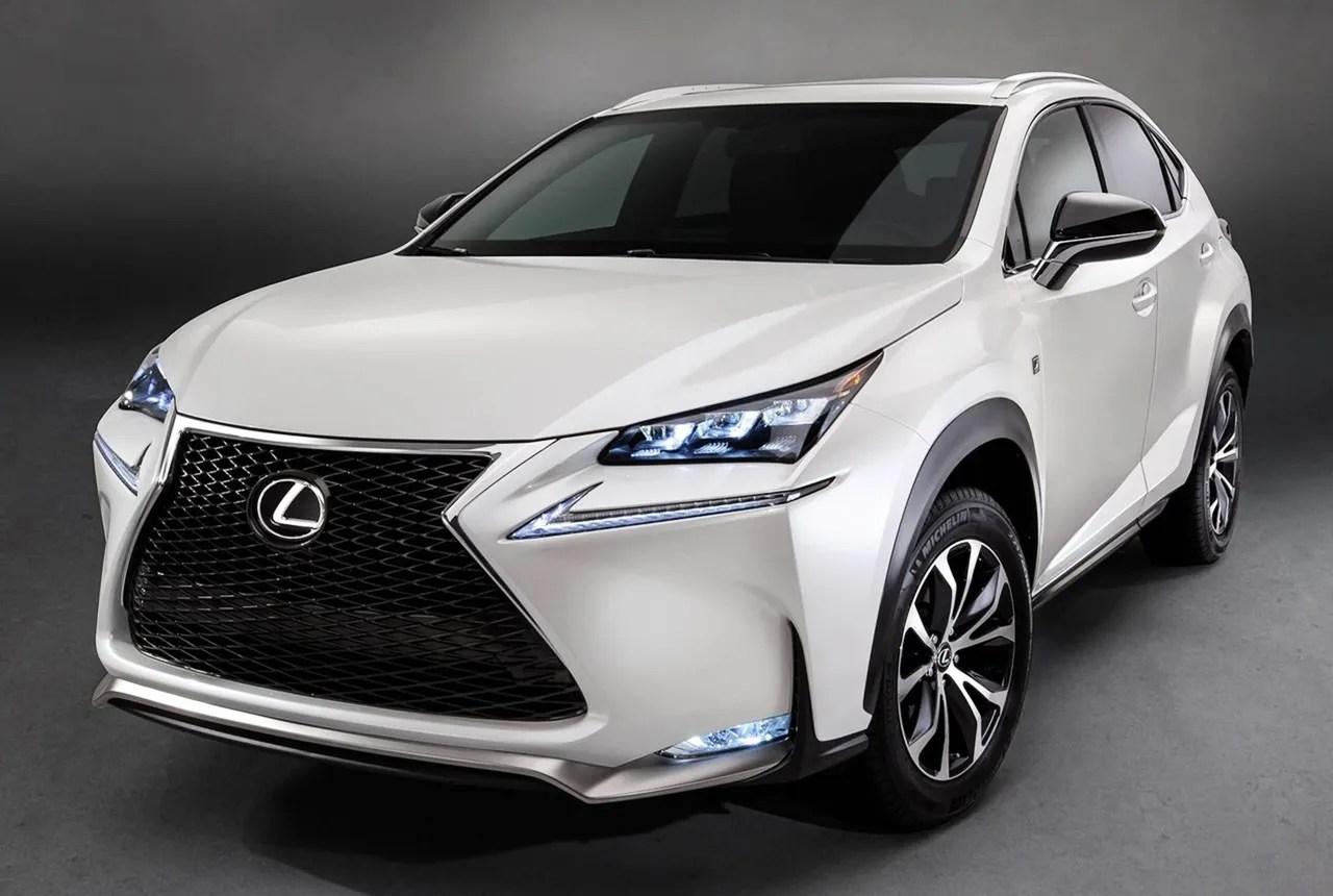 レクサスの新型SUV「NX」は2014年7月末に國內発売か? | clicccar.com ...
