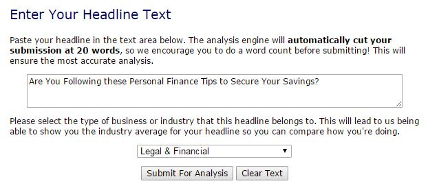 CPA-EMV-Headline-Analyzer