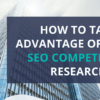 take advantage local seo competition