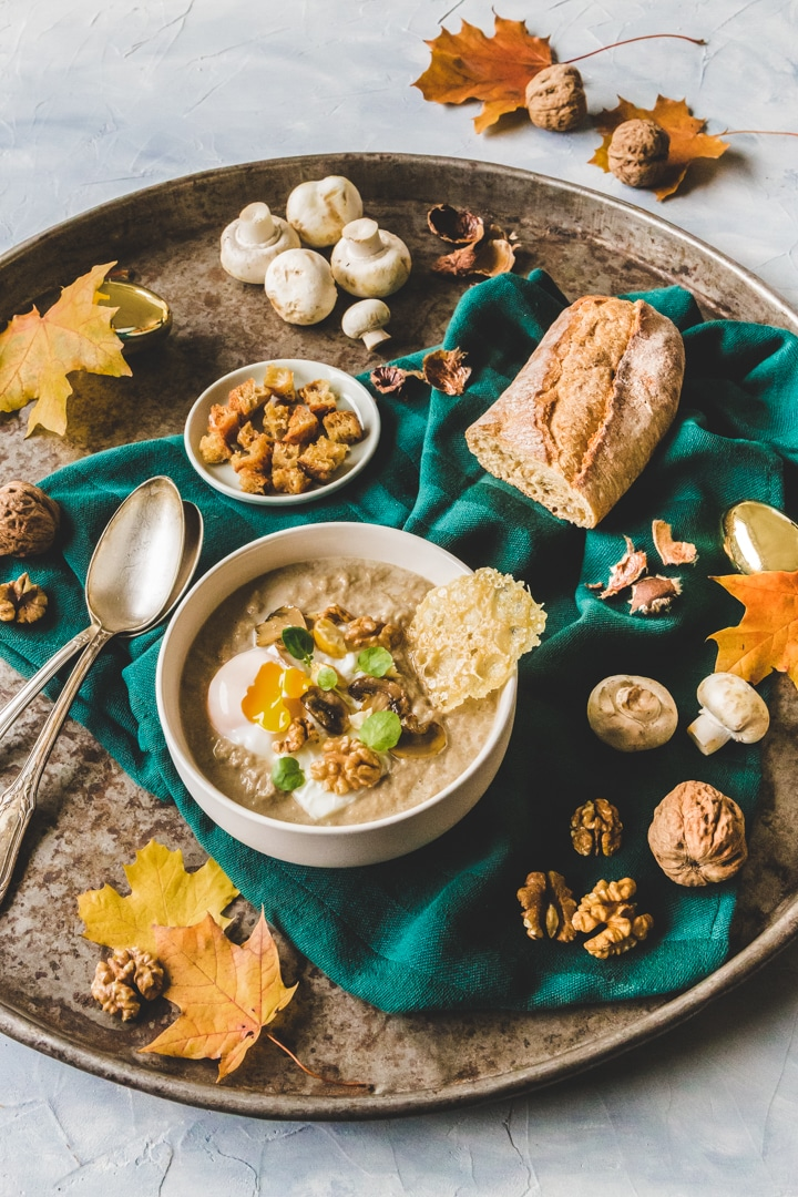 soupe champignon-photographie culinaire-portfolio