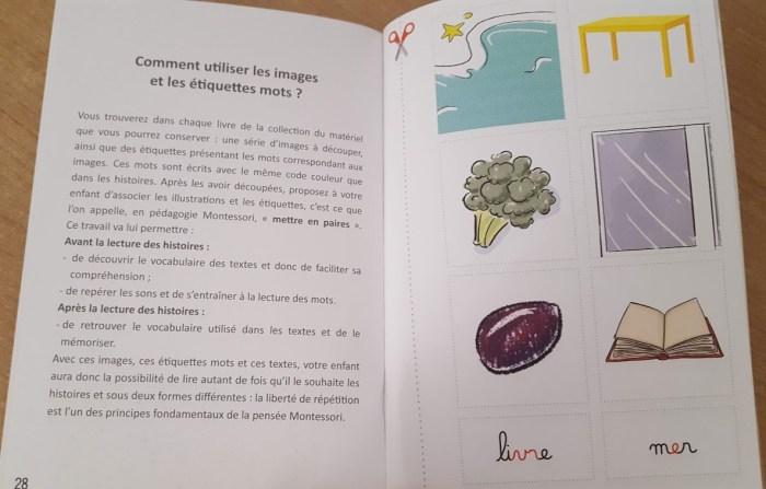 comment-utiliser-les-images-et-étiquettes-fin-premières-lectures-Montessori