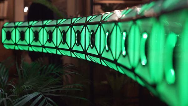 Зеленый Bullet Time