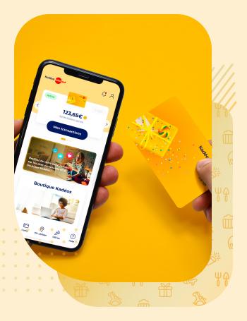 Ticket Kadeos Culture Quoi Acheter : ticket, kadeos, culture, acheter, Chèques/Carte, Kadéos, Comment, Utiliser, Titre, Edenred