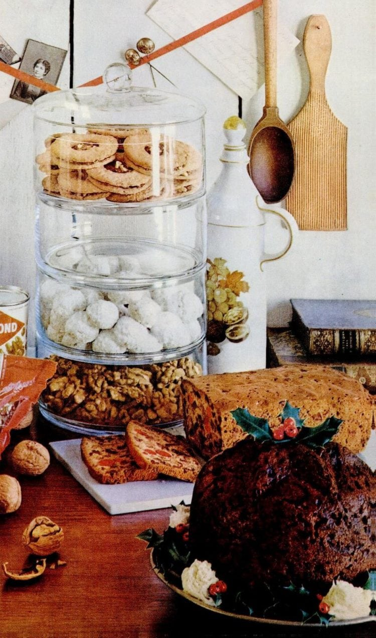 10 of the best-loved traditional holiday recipes from the 1950s (1)