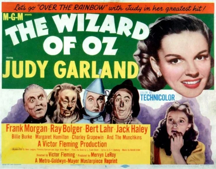 about the classic wizard of oz movie