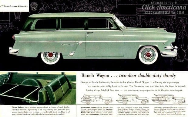 Station Wagons 1960s 1970s