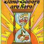 1969 Summer recipes - Daylight time savers recipe book