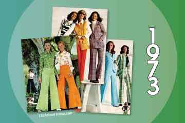 1973 Catalog - Pants for women