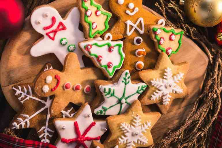 6 gingerbread & ginger cake recipes (1910)