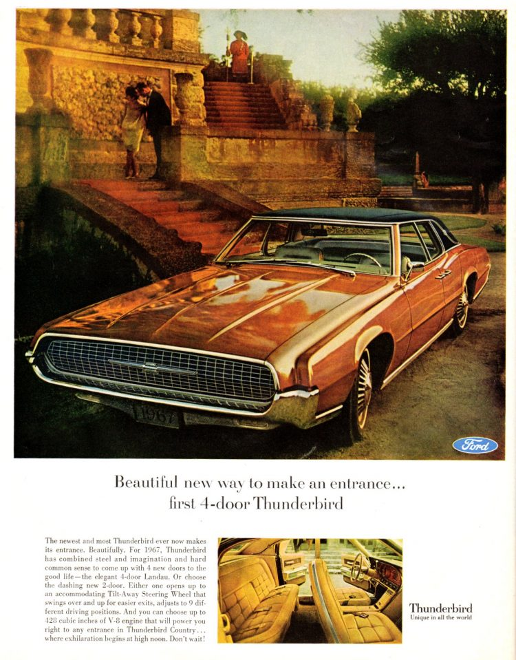 1960s Thunderbird : 1960s, thunderbird, Thunderbirds, Click, Americana