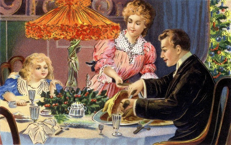 7 Victorian Christmas side dishes – most of which actually don't sound too bad