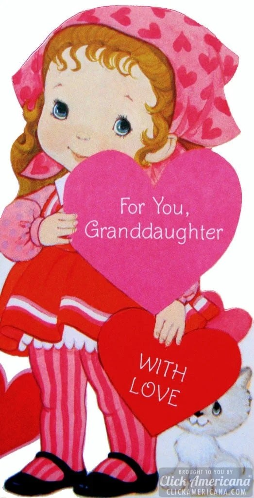 Fresh Happy Valentines Day Grandaughter Images Hd Greetings Images
