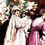 Ancient and old wedding myths, superstitions and signs of good luck