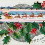 Antique and vintage Christmas postcards from the early 1900s at Click Americana (6)