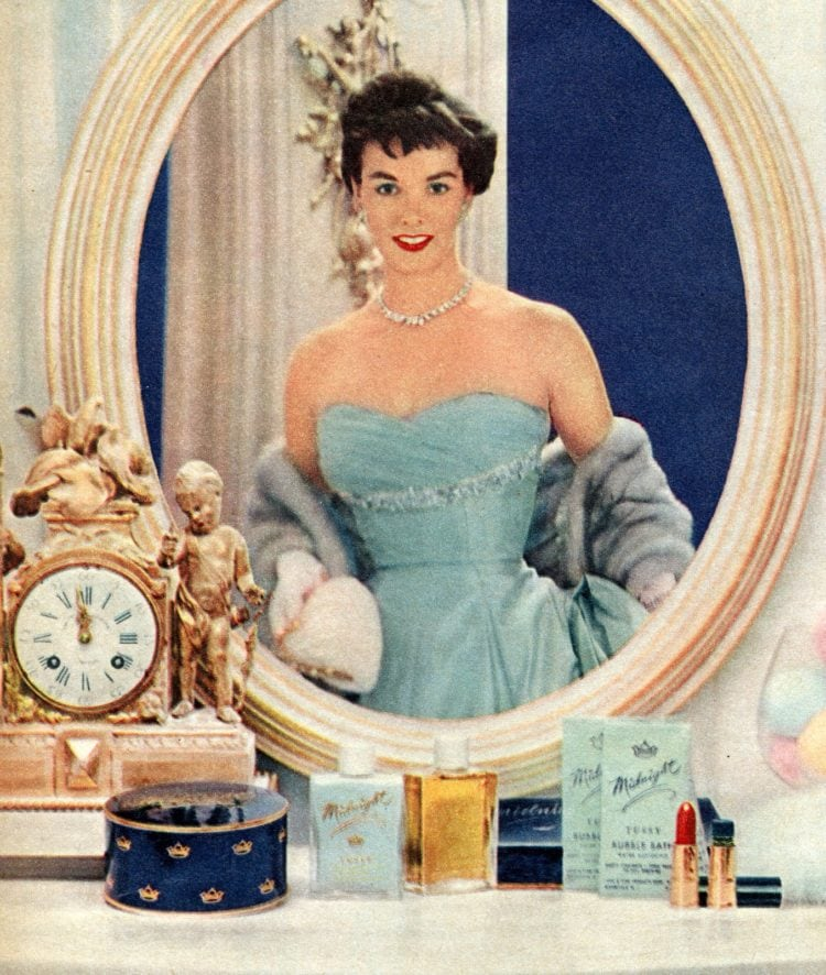 Bobbed hairstyle from the 1950s (2)
