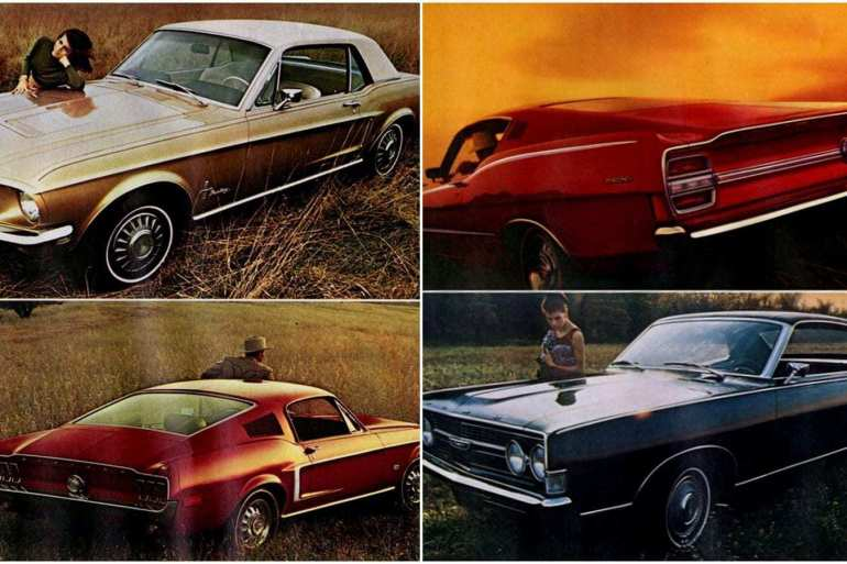 Car buyer's guide Better ideas for '68 Fords
