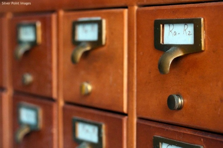 Card Catalog in Chattanooga