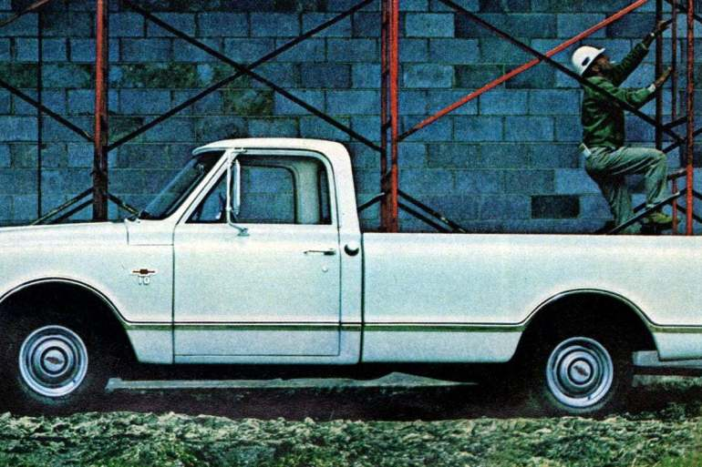 Chevrolet '68 Job Tamer pickups