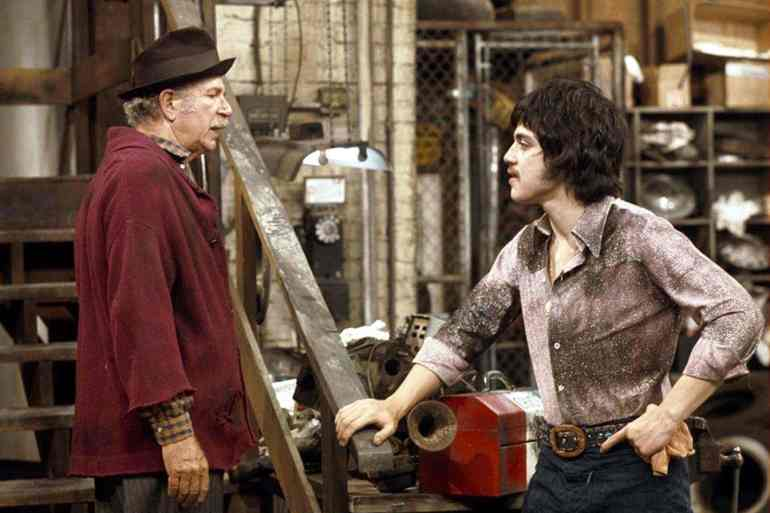 Chico and the Man - Jack Albertson Freddie Prinze