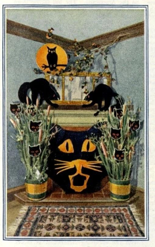 DIY Halloween decorations on a budget 1919 (3)