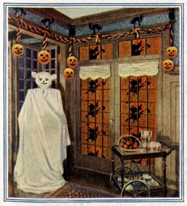 DIY Halloween decorations on a budget 1919 (4)