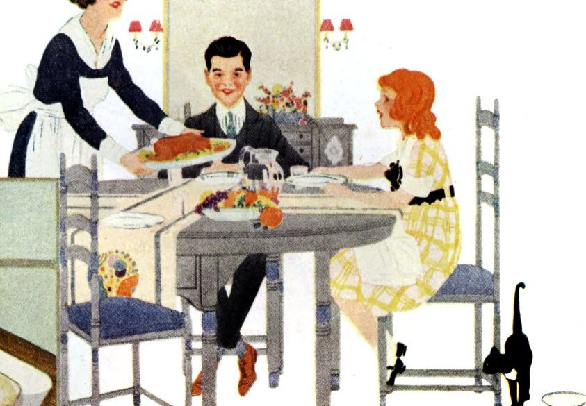 Easy dinners from 1918 (2)