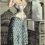 Eureka Health corset - Victorian clothing