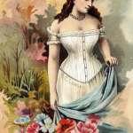 FC Victorian corset