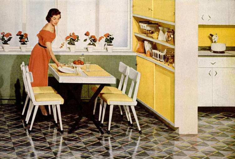Fifties floors from 1955 (2)
