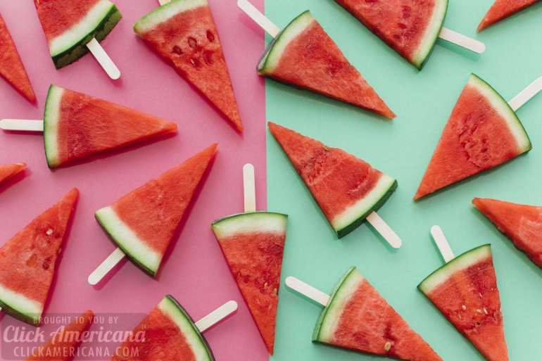 Fun things to do with watermelon - recipes