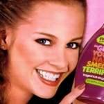 Gee, Your Hair Smells Terrific vintage shampoo