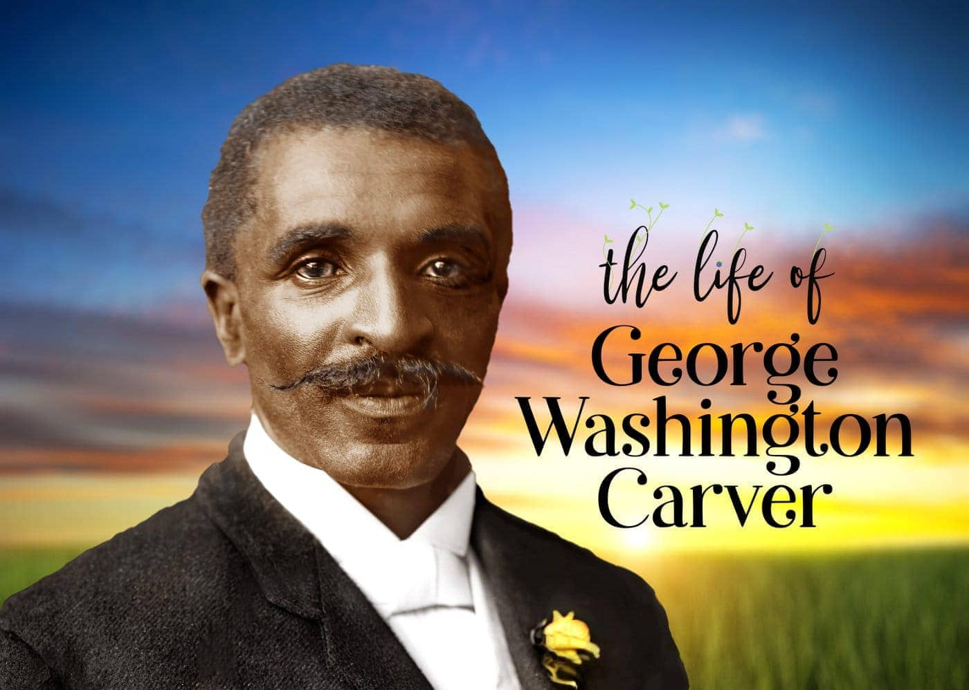 Not Just Peanuts Why George Washington Carver Is