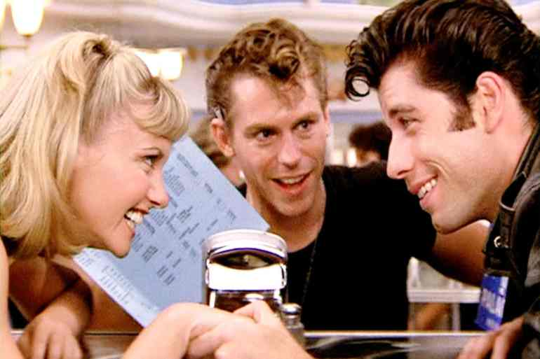 Grease the movie 1978